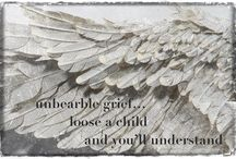 grief / sadly unless you have lost a loved one, you will never understand grief