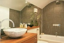 collecting small bathrooms