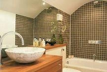 Bathroom Design Ideas / by Ardith Santiago