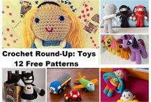 Crochet - Roundups