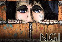 NGI Cartoon & Editorial Illustration