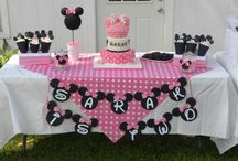 Party ideas and themes