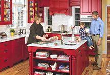 kitchens / by Stephenie Thomas