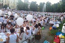 White No Waste Dinner / Rai Expo la settimana scorsa è andata a curiosare alla cena in bianco a favore della sosteniblità, contro lo spreco, a cui ha partercipato We Women for Expo, avvenuta a Milano il 3 luglio 2014 presso Palazzo Dugnani, nei Giardini pubblici Indro Montanelli.