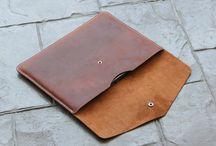 Leather bag MacBook Pro