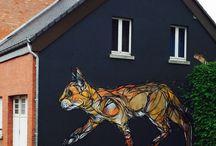 """street art"" / I'll draw until I've broken every law"