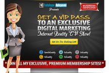 How To Get An #Exclusive #VIP #Pass To A #DigitalMarketing...