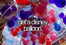 Disneyland bucket list❤️