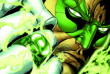 Hal Jordan and the Green Lantern Corps by R. Venditti, Rafa Sandoval & E. Van Sciver