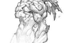 monsters/fantasy