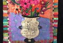 Spring Flowers / Floral images are popping up all over, just in time for the first weekend of spring. Here are some artful posies from Paradise City Marlborough, March 18-20. http://festivals.paradisecityarts.com/shows/marlborough-march-show