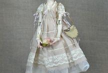 Bjd, шарнирная кукла
