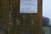 Dekontaminační plocha Genže / Skládka nebezpečného odpadu v Mutěnicích