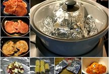 Slowcooker meals/food ideas