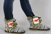 Holiday Boots! / Super cute and cozy boots to compliment the perfect holiday outfit!  / by Festified