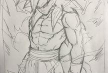 dragon ball desenho