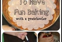 Cooking with Kids / This board includes cooking activities that were shared on my Facebook Sharing Sunday page. Enjoy! / by Sheryl @ Teaching 2 and 3 Year Olds
