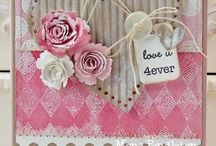 kartki miłosne diy
