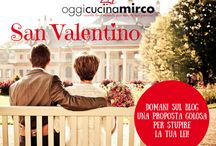 Eventi&Ricorrenze / Ricette e idee per eventi e ricorrenze tratte dal mio blog #oggicucinamirco: www.oggicucinamirco.it