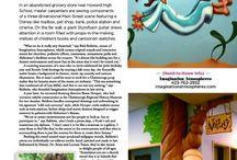 Media / Media coverage of Imagination Atmospheres