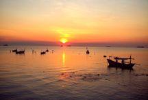 Senja / Binangun beach