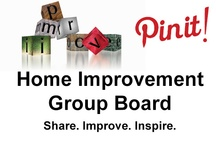 All about Home IMPROVEment / We invite you to share your home improvement tips and inspiration on this board. Be sure to visit our wonderful contributors and show them some Pinterest love! Email irina@improvecanada.com if you want to join the Board. (note: spam will be deleted)
