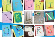 apprendre l alphabet