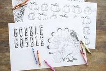 holiday | fall + thanksgiving / by Mandi C