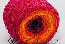 Wools and Yarns