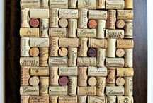 Corks! / What to do with all those corks.