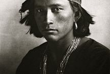 So Hache Navajo youth by Karl Moon