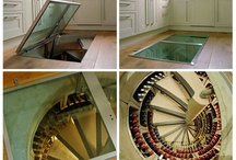 Wine Cellar Inspirations / What better way to store your precious wines than to do it fashionably? Check out modern chic cellars here!