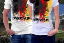 2014 Soccer T-Shirts / Cool soccer shirts for soccer fans of 2014 world soccer cup