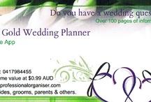 Wedding App / ♥ Lots of wedding ideas …♥  / by BridesGroomsParents … plan a wedding...