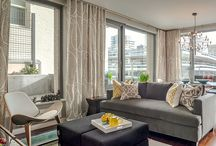 Small Space Living / Inspiration for living large in a small space.