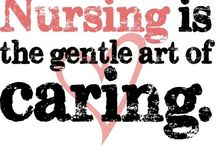 Nursing♥ / by Jessica Lipinski