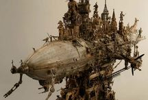Dainty curio ambry  - objet d'art