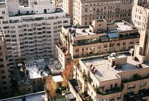 the roof of New York