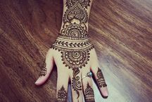 Henna and Tattoos