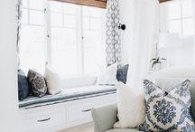 House // HH window seat
