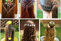 peinados niñass