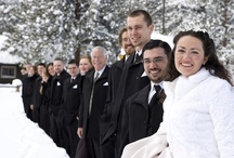 Winter Mountain Weddings / Winter photos at The Wild Basin Lodge / by Wild Basin Weddings