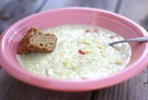 Recipe Ideas: Soups / by Adrienne Poirier