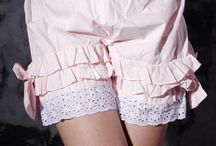 bloomers and patterns
