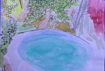 Mes dessins et peintures