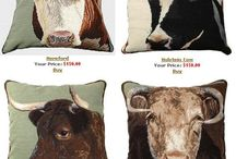 Farm and Ranch Pillows
