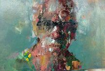 Ryan Hewett / Painting