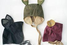 neutral colors & kids clothes