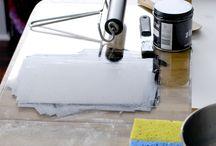 Aluminum foil printing