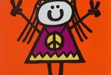 Peace love & hippiness / by Danielle Pierre-Louis